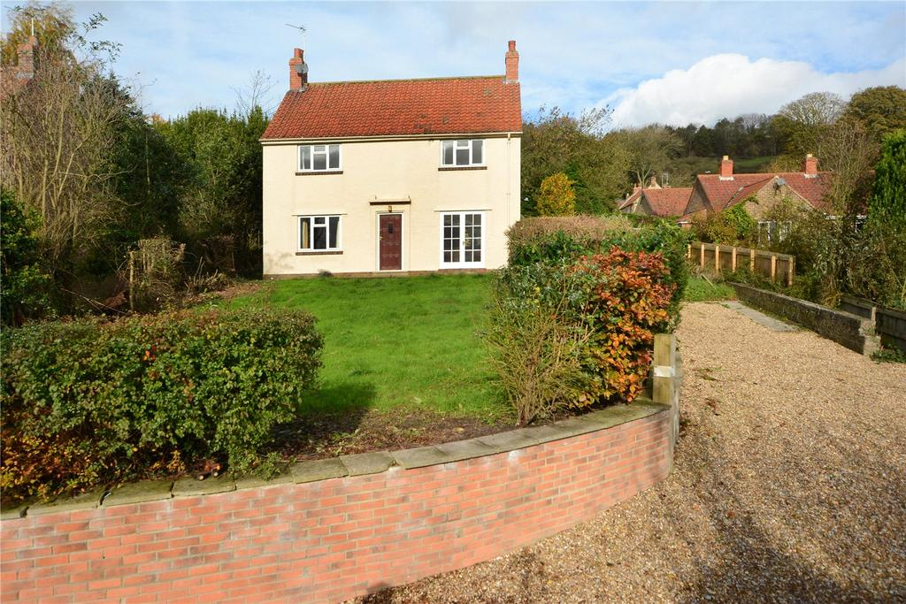 4 Bedrooms Detached House for sale in Back Lane, Ampleforth, York