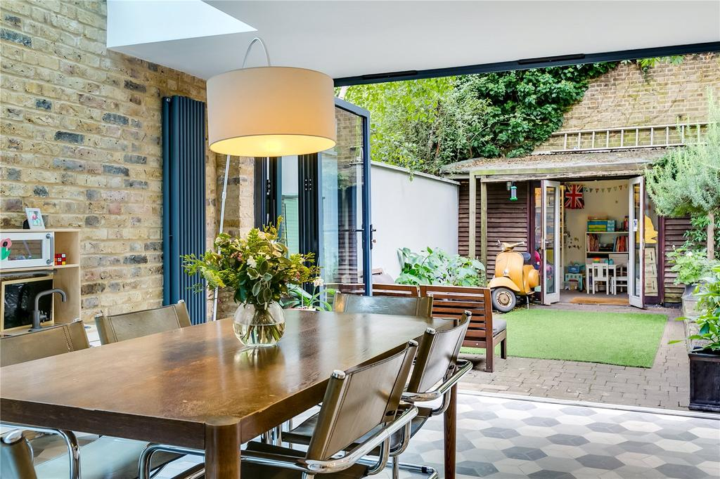 4 Bedrooms Terraced House for sale in Petergate, London