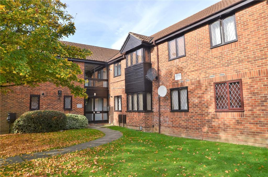 1 Bedroom Apartment Flat for sale in Ashmere Close, Calcot, Reading, RG31