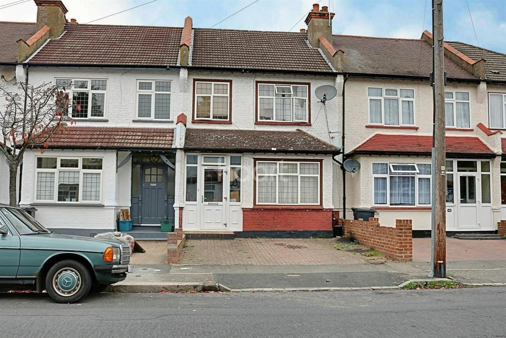 3 Bedrooms Terraced House for sale in Beechwood Avenue, Thornton Heath, CR7