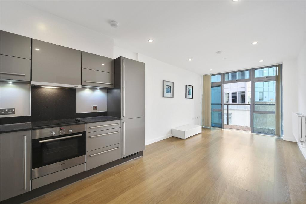 1 Bedroom Flat for sale in Iona Tower, 33 Ross Way, London, E14