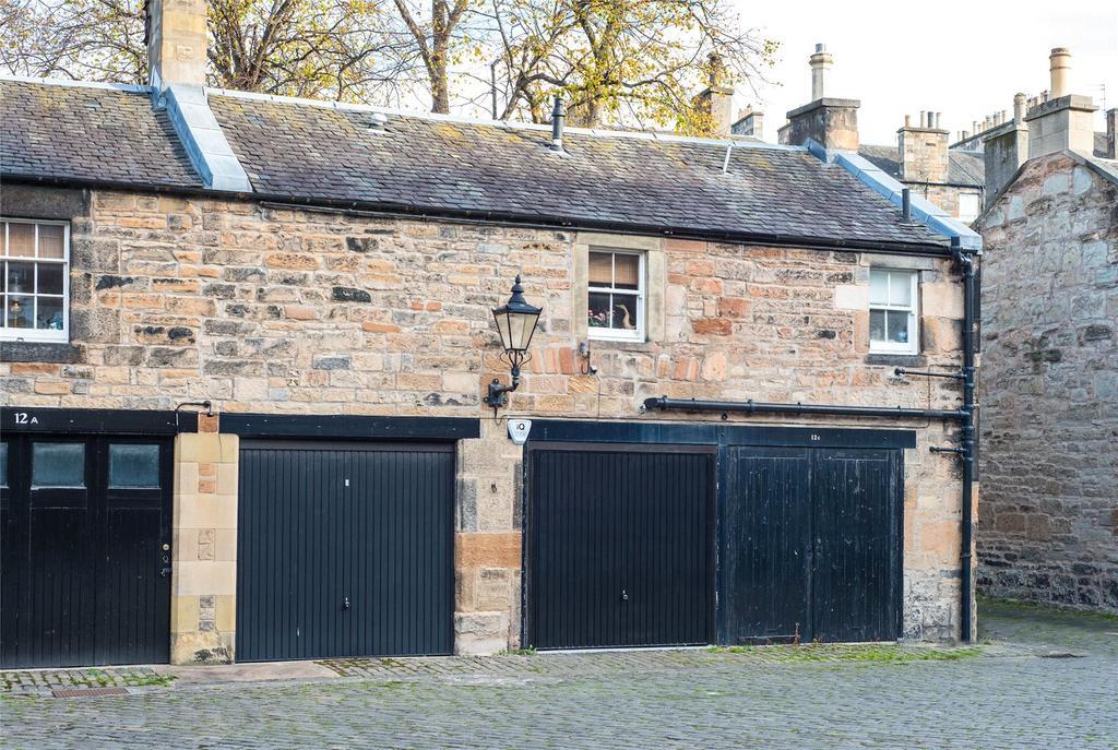 Garages Garage / Parking for sale in Gloucester Square, Edinburgh