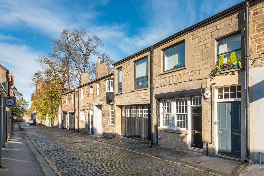 2 Bedrooms Apartment Flat for sale in Gloucester Lane, Edinburgh