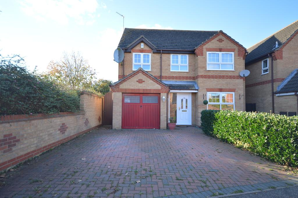 4 Bedrooms Detached House for sale in Tyler Way, Thrapston