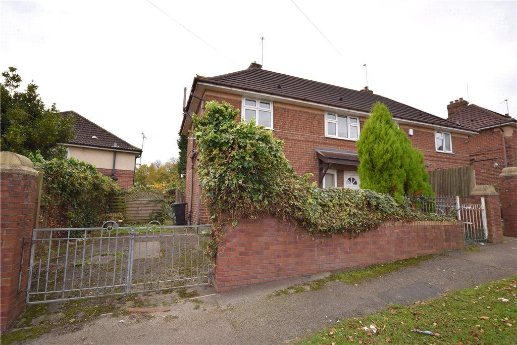 3 Bedrooms Semi Detached House for sale in South Farm Crescent, Leeds