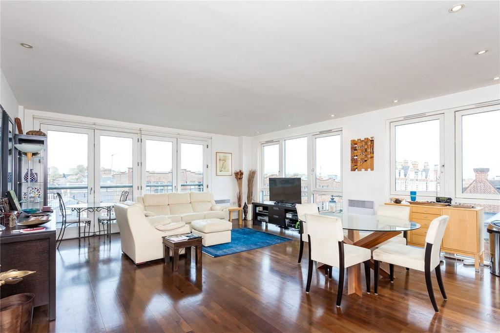 2 Bedrooms Flat for sale in Exchange House, 71 Crouch End Hill, London, N8