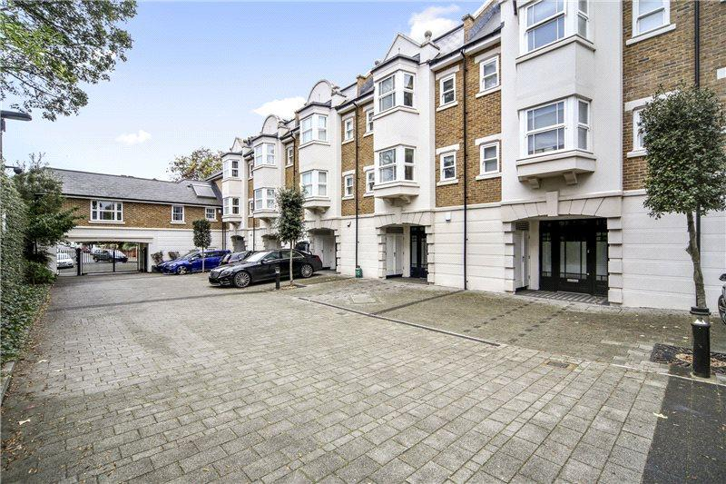 5 Bedrooms House for sale in Havilland Mews, London, W12