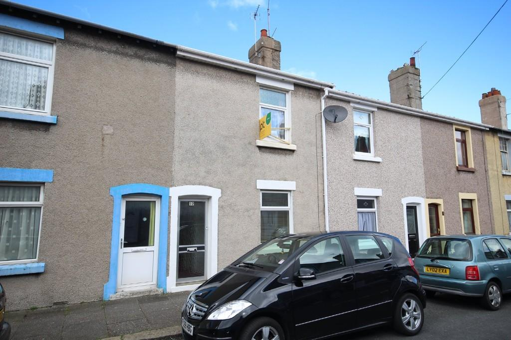 2 Bedrooms Terraced House for sale in 12 Portsmouth Street, Walney