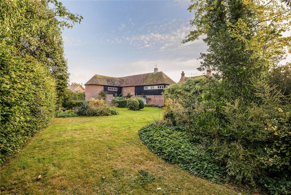 4 Bedrooms Detached House for sale in The Street, Ickham, Canterbury, Kent