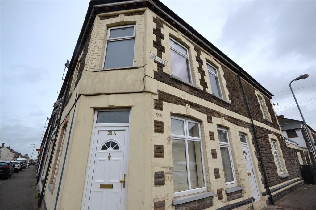 2 Bedrooms Apartment Flat for sale in Carlisle Street, Splott, Cardiff, CF24