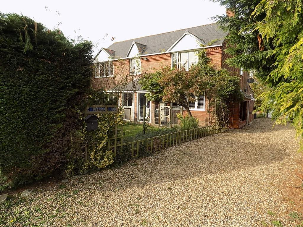4 Bedrooms Detached House for sale in Hospital Road, Doddington