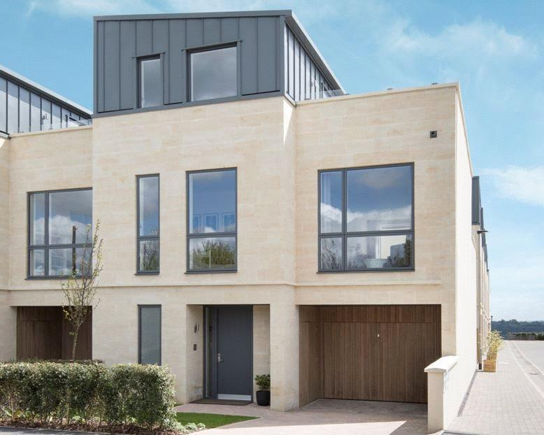 4 Bedrooms House for sale in Lansdown Square West, Granville Road, Bath, BA1
