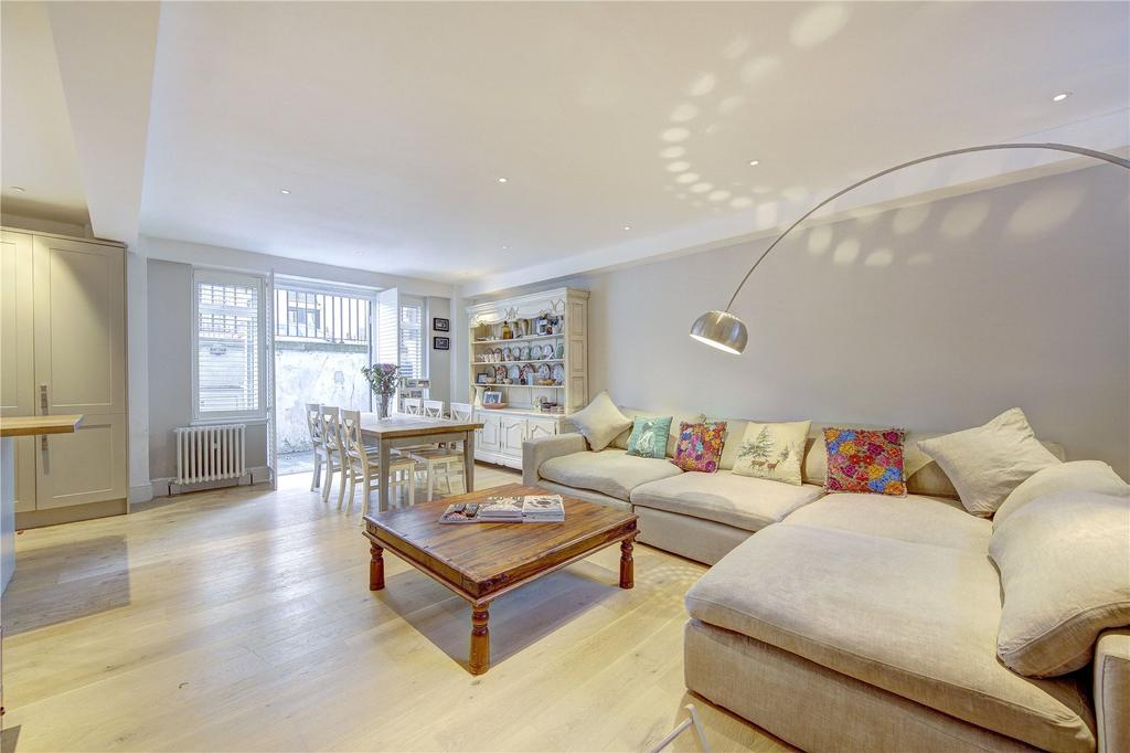 2 Bedrooms Flat for sale in Stanhope Terrace, London, W2