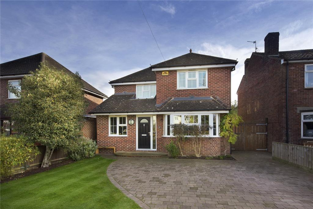 4 Bedrooms Detached House for sale in Norreys Road, Cumnor, Oxford, OX2