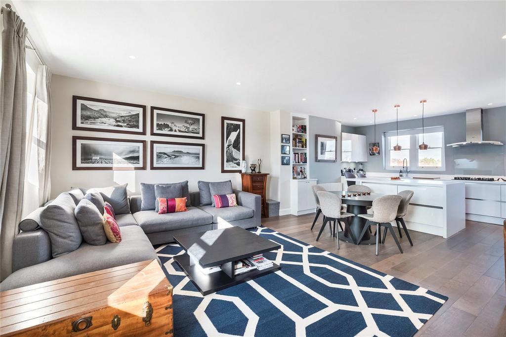 3 Bedrooms Flat for sale in Belgrave Road, London, SW1V