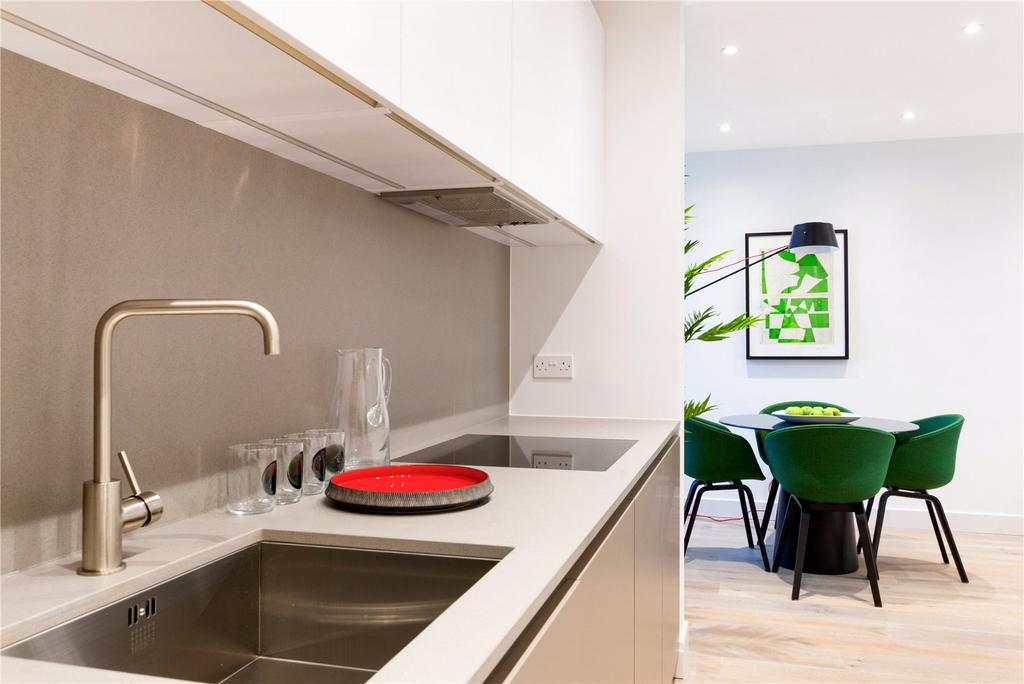 1 Bedroom Flat for sale in Bedford House, 215 Balham High Road, London, SW17