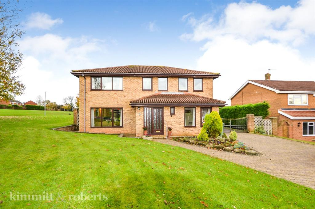 4 Bedrooms Detached House for sale in Barnard Wynd, Oakerside, Peterlee, Co.Durham, SR8