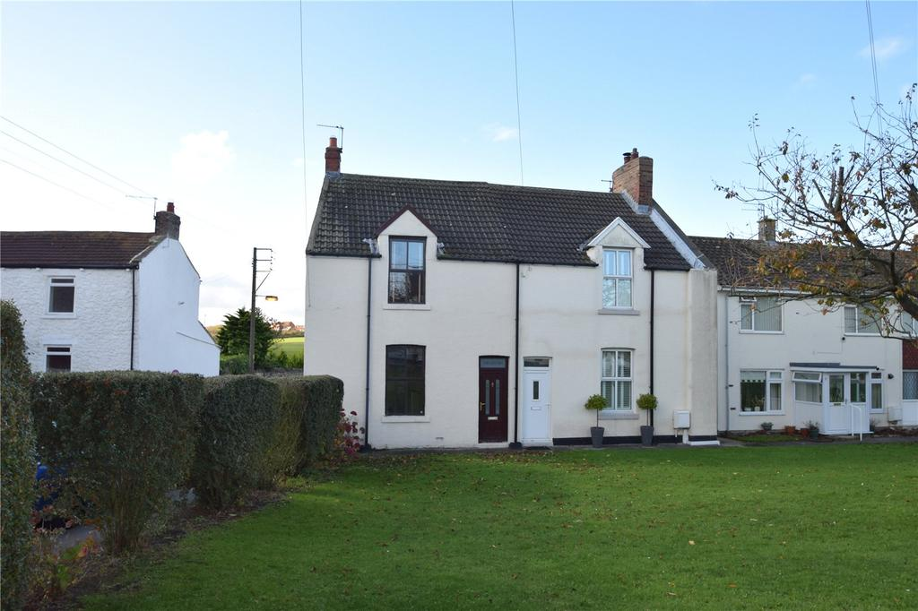 2 Bedrooms Semi Detached House for sale in The Green, Hawthorn Village, Co Durham, SR7