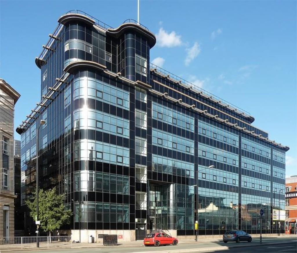 2 Bedrooms Apartment Flat for sale in Express Buildings, Northern Quarter