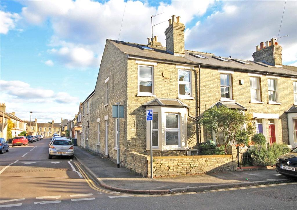 4 Bedrooms End Of Terrace House for sale in Cavendish Road, Cambridge, CB1