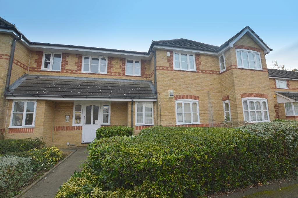 1 Bedroom Apartment Flat for sale in Larkspur Gardens, Luton, Bedfordshire, LU4 8SA