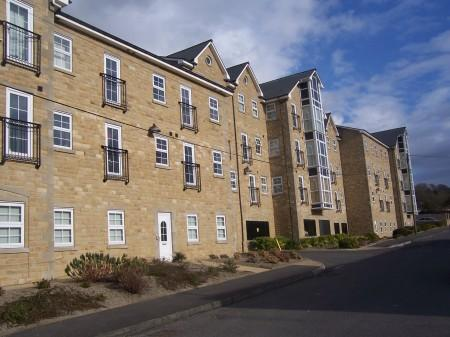 2 Bedrooms Apartment Flat for sale in Old Souls Mill, Crossflatts, Bingley