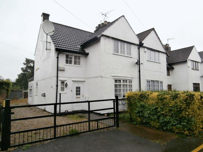 2 Bedrooms Semi Detached House for sale in North Street, Anlaby