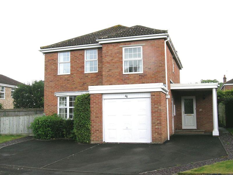 4 Bedrooms Detached House for sale in Grasmere, Trowbridge