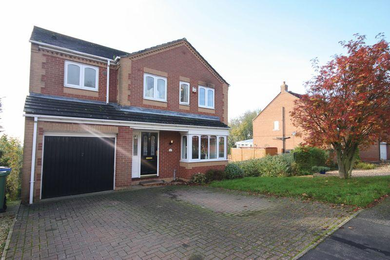 4 Bedrooms Detached House for sale in **Great views over Pocklington** Gus Walker Drive, Pocklington