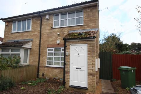 2 bedroom semi-detached house to rent - Laureate Close, Cardiff