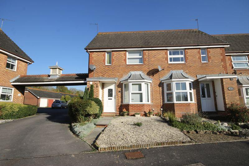 2 Bedrooms End Of Terrace House for sale in Withy Bush, Burgess Hill, West Sussex