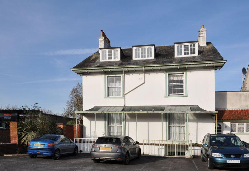 1 Bedroom Flat for sale in Central Heavitree