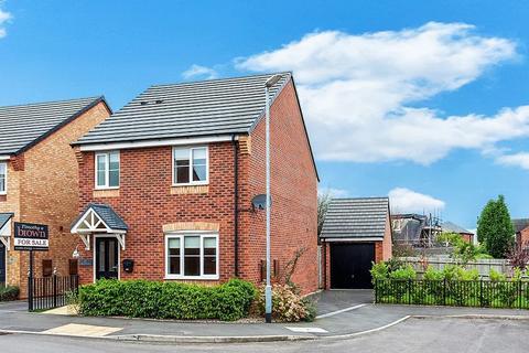 3 bedroom detached house for sale - Rowhurst Crescent, Butt Lane, Talke