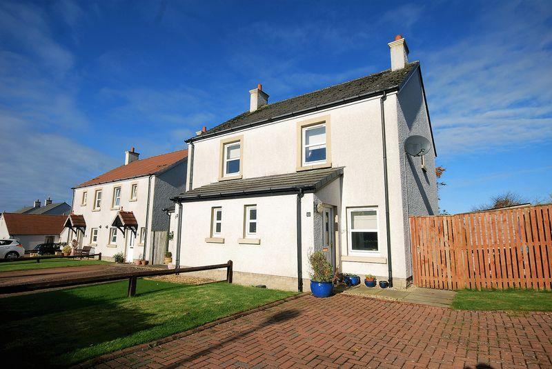 2 Bedrooms Semi-detached Villa House for sale in 10 Craig Drive, Doonfoot, KA7 4GY