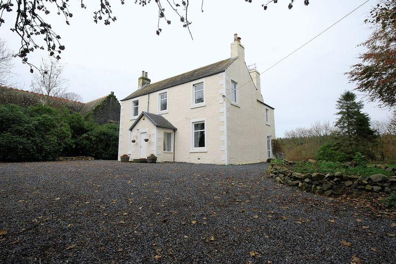 5 Bedrooms Country House Character Property for sale in 1 Main Street, Barrhill, KA26 0PP
