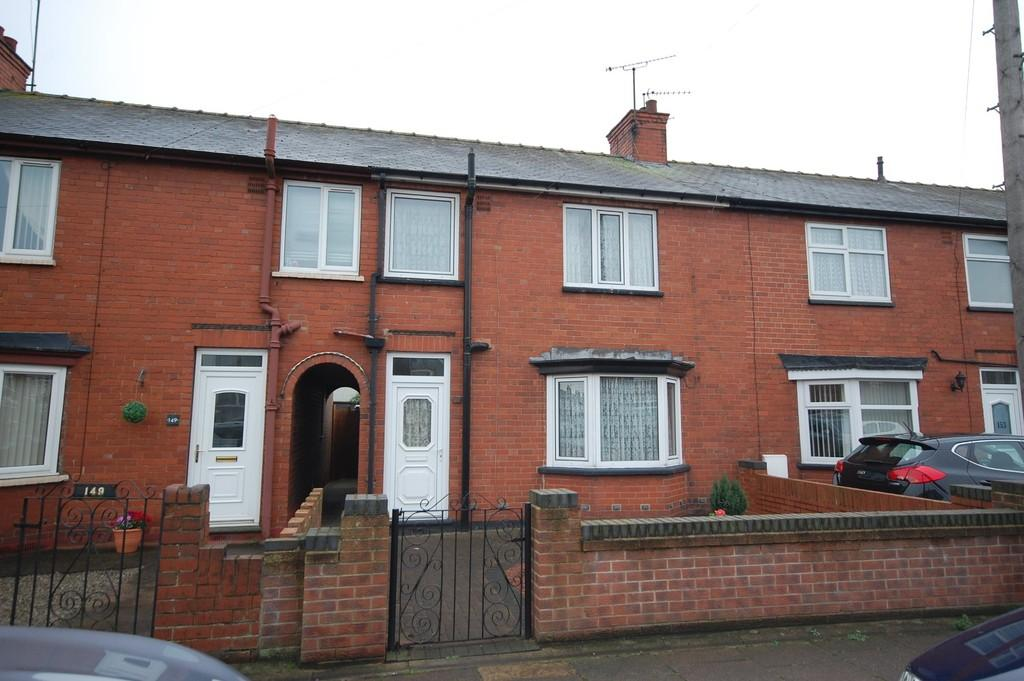 3 Bedrooms Terraced House for sale in Dunhill Road, Goole