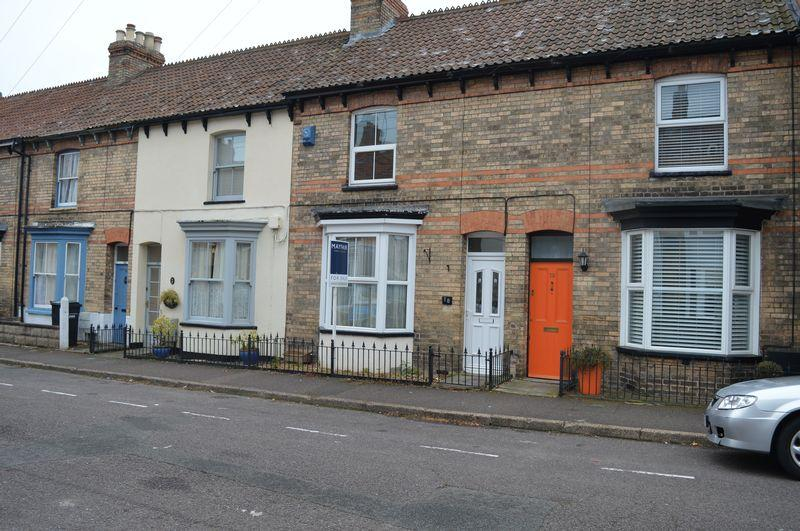 2 Bedrooms Terraced House for sale in Noble Street, Taunton