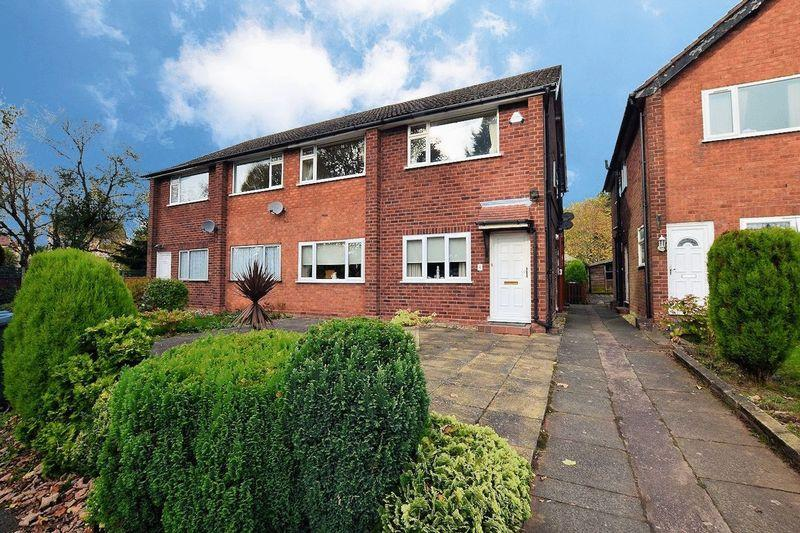 2 Bedrooms Maisonette Flat for sale in Ventnor Close, Oldbury