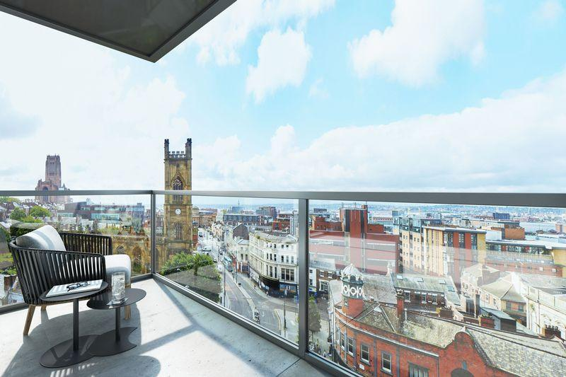 2 Bedrooms Apartment Flat for sale in Ropemaker Place 7% Net Yield - ONLY 15% OF UNITS REMAINING.