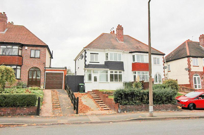 3 Bedrooms Semi Detached House for sale in Park Lane, Wednesbury