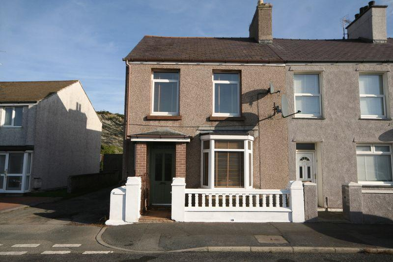 2 Bedrooms End Of Terrace House for sale in Holyhead, Anglesey