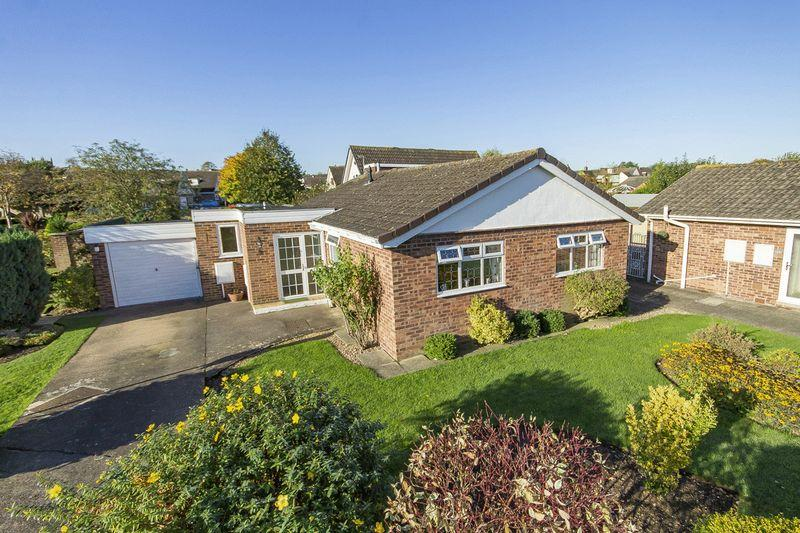 3 Bedrooms Detached Bungalow for sale in MANOR FARM ROAD, ASTON ON TRENT