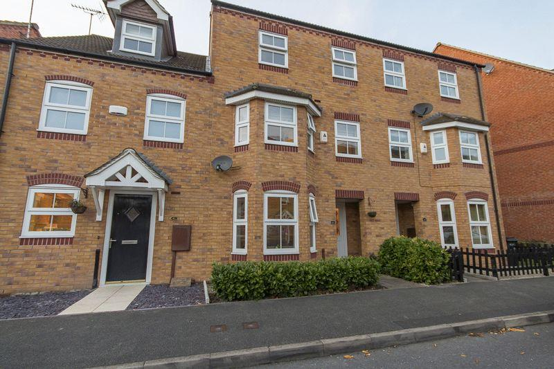 3 Bedrooms Terraced House for sale in THAMES WAY, HILTON