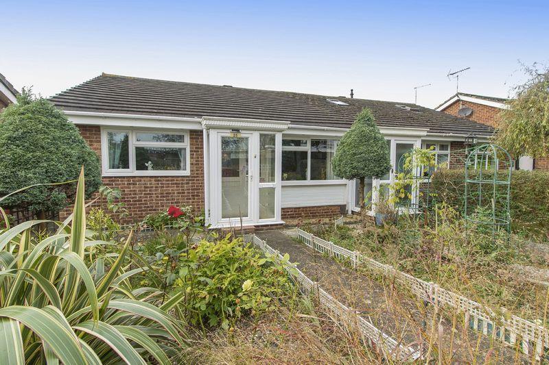2 Bedrooms Semi Detached Bungalow for sale in LAWNSIDE, SPONDON