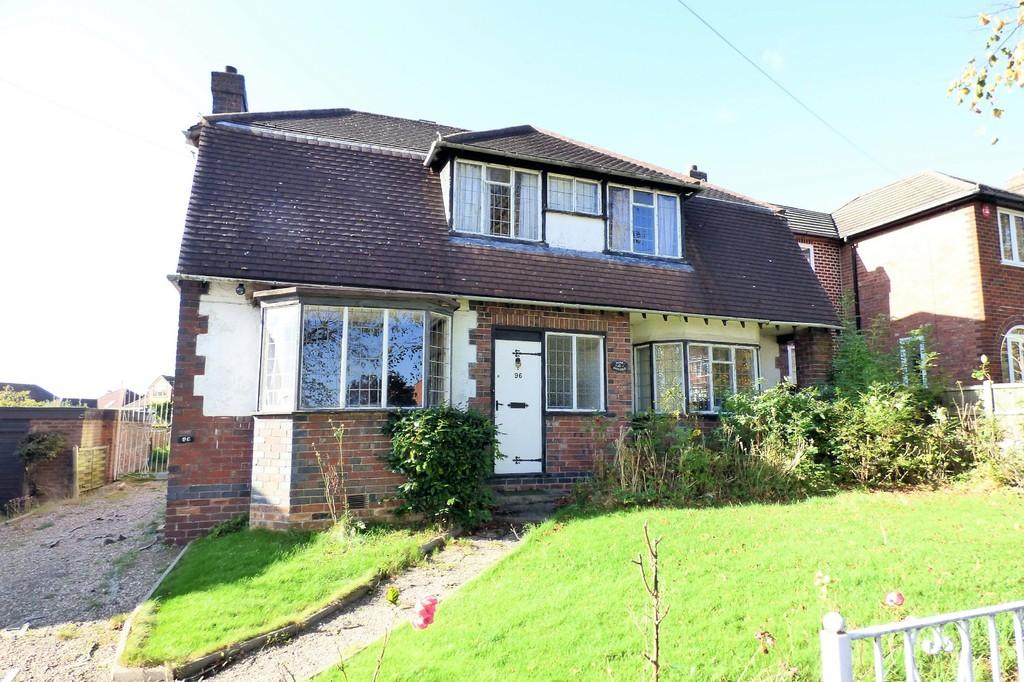 4 Bedrooms Detached House for sale in Springfield Road, Swadlincote