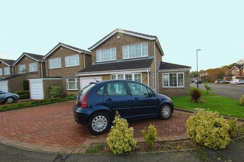 3 bedroom detached house to rent - WOODHALL DRIVE, LITTLEOVER, DERBY