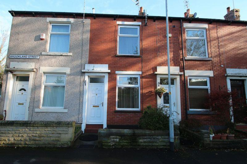 2 Bedrooms Terraced House for sale in Brooklands Street, RochdalE OL16 4TL