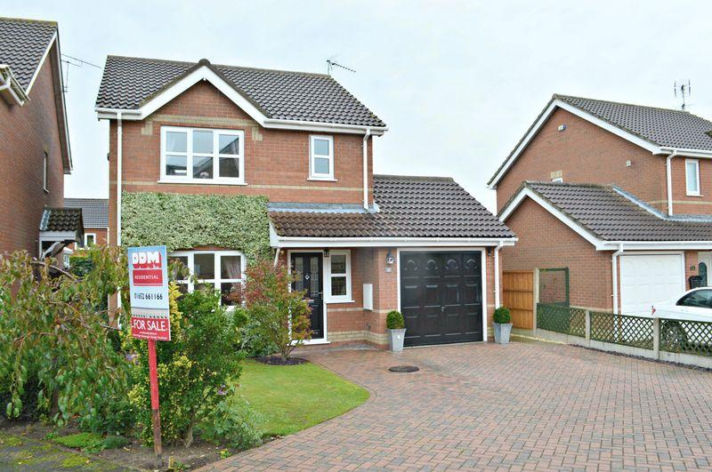 3 Bedrooms Detached House for sale in Varah Close, Barton Upon Humber