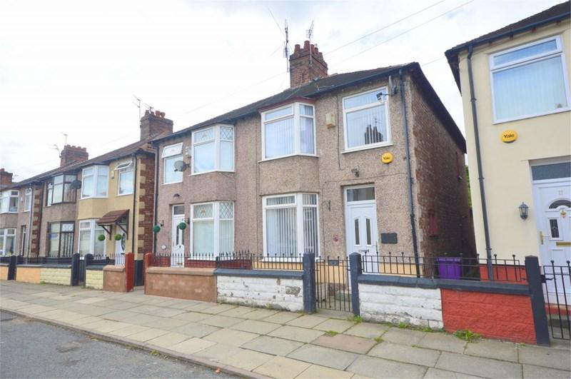3 Bedrooms Semi Detached House for sale in Garthowen Road, Wavertree