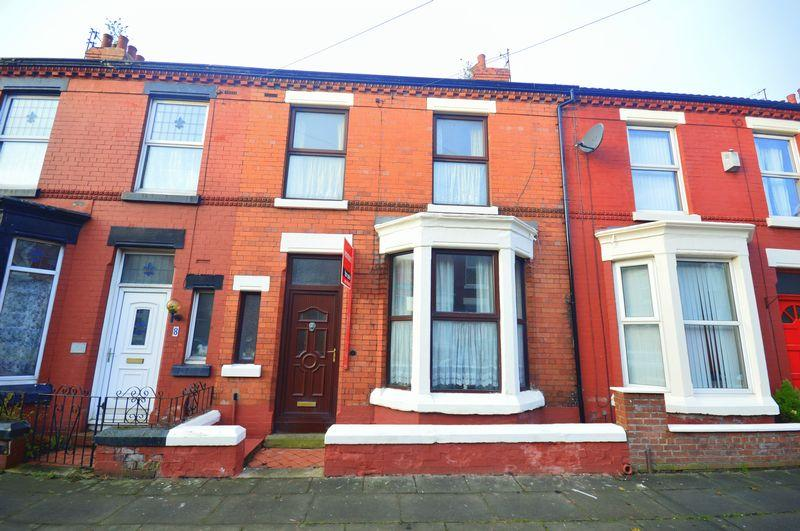 3 Bedrooms Terraced House for sale in Glenfield Road, Wavertree